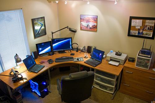 12 conceitos do home office dos sonhos
