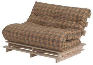 16 modelos de sofás feitos de pallets