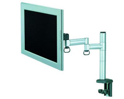 Ideia Decorar Mesa do computador limpa - Conheça o suporte de mesa para monitores ideiadecorar.com suporte de mesa para monitor2