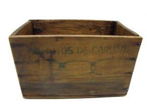 Ideia Decorar Barato, simples e bonito: Decoração até R$ 25,00 ideiadecorar decoracao antiga caixa de madeira para decoracao