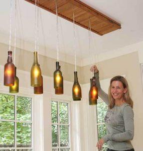 Ideia Decorar Lustres: A melhor iluminação para decoração Lustres. 81