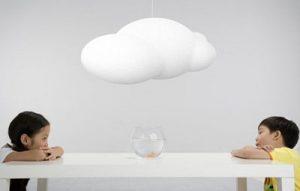 Ideia Decorar Nas nuvens... decoração para quarto infantil Nuvens quarto infantil 31