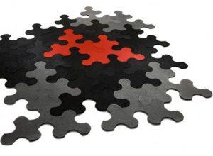 Ideia Decorar Tapete ideal para qualquer ambiente Tapete Puzzle 10