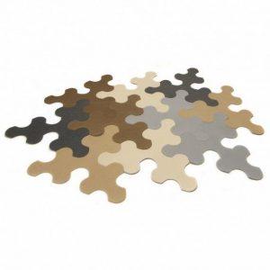 Ideia Decorar Tapete ideal para qualquer ambiente Tapete Puzzle 2