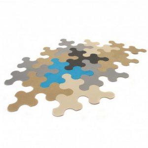 Ideia Decorar Tapete ideal para qualquer ambiente Tapete Puzzle 8