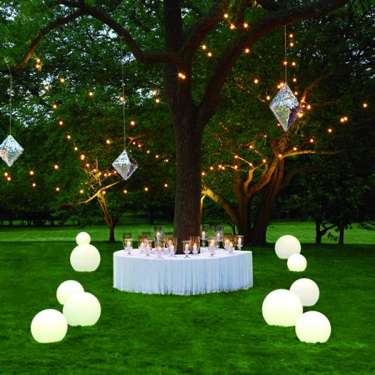 Populares Ideias de decoração para casamento no campo IJ95