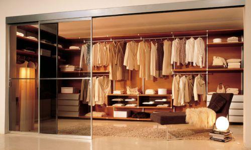 Dicas para o closet for Modelos de walk in closet