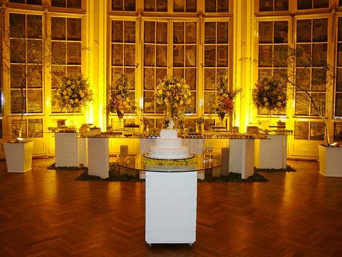 Ideia Decorar Decoração de casamento em amarelo Ideiadecorar casamento em amarelo 5