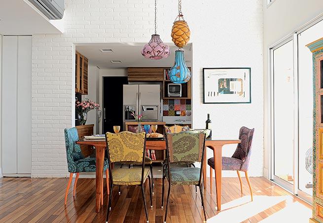 Como escolher o lustre para sala de jantar