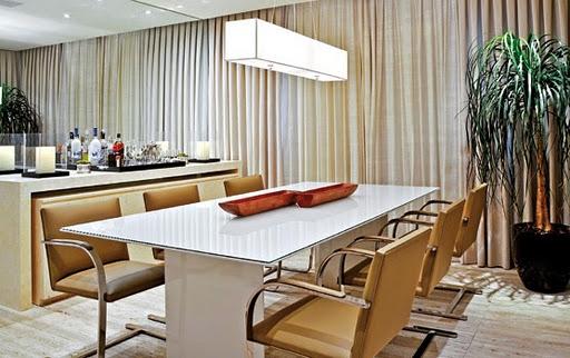 Ideia Decorar Como escolher o lustre para sala de jantar 36