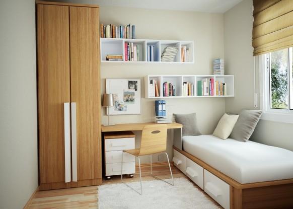 Ideia Decorar Como decorar um quarto pequeno como decorar um quarto pequeno 12
