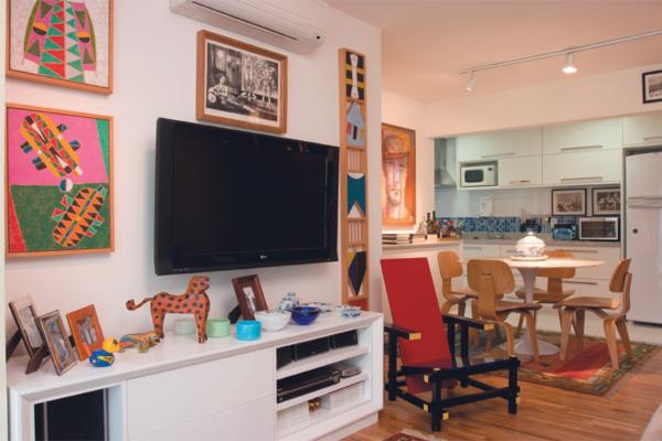 Ideia Decorar Dicas de decoração para quem divide apartamento ds