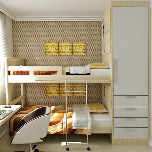 Ideia Decorar 10 ideias para decorar quartos pequenos quarto pequeno 101
