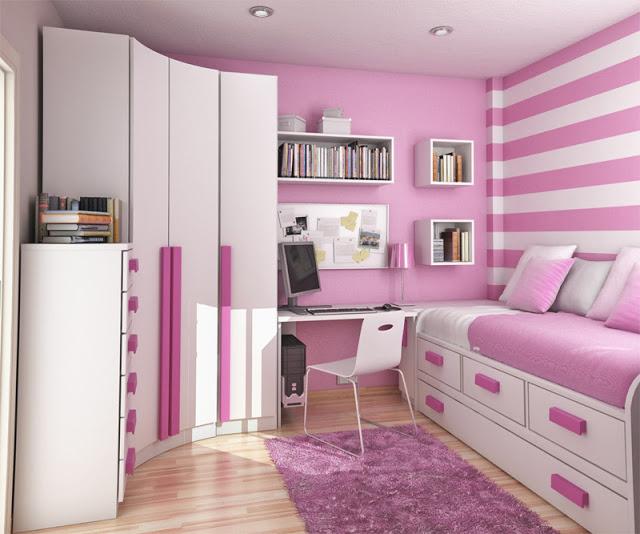 Ideia Decorar 10 ideias para decorar quartos pequenos quarto pequeno 5