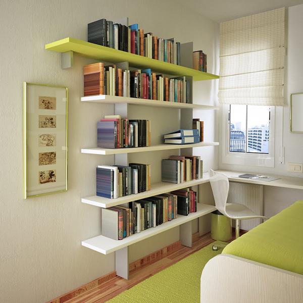 Ideia Decorar 10 ideias para decorar quartos pequenos quarto pequeno 8