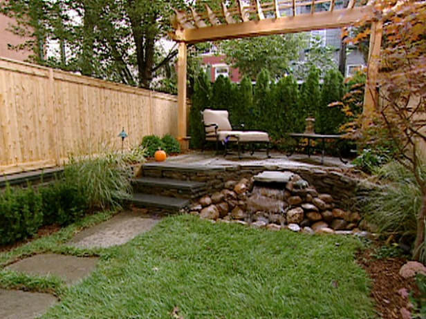 Ideia Decorar 11 ideias para decorar um quintal pequeno quintal pequeno111