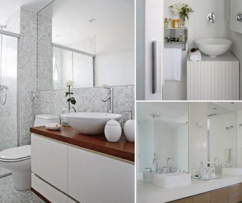 Ideia Decorar Como decorar um banheiro pequeno Como decorar um banheiro pequeno.jpg 1