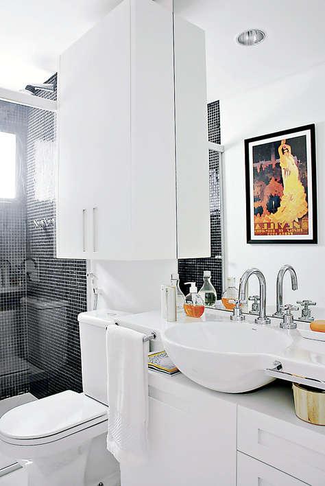 Ideia Decorar Como decorar um banheiro pequeno Como decorar um banheiro pequeno.jpg 2