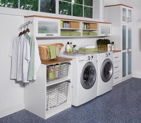 Ideia Decorar Dicas para manter sua lavanderia bonita e organizada dicas para manter sua lavanderia limpa e organizada.jpeg1