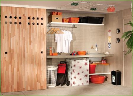 Dicas para manter sua lavanderia bonita e organizada