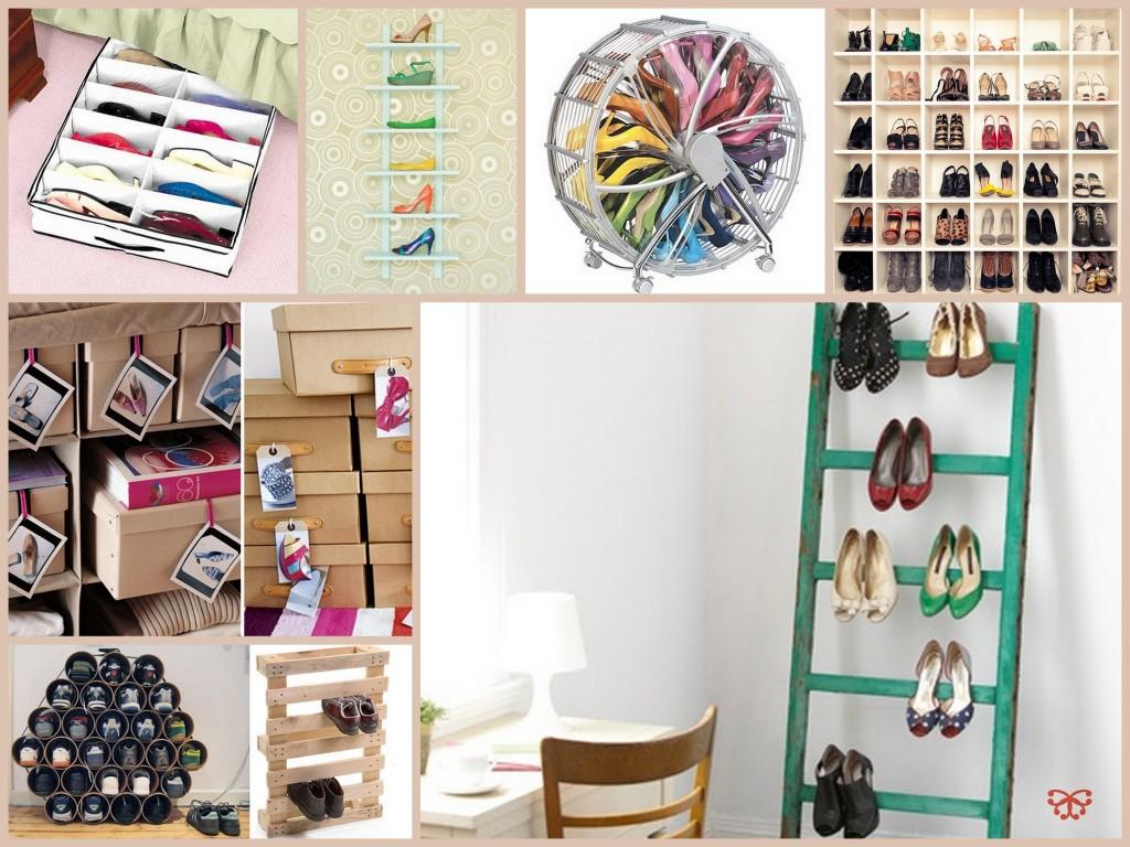 Ideia Decorar Organizando os calçados organizando os calcados.jpg 1