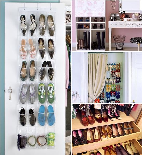 Ideia Decorar Organizando os calçados organizando os calcados.jpg 2