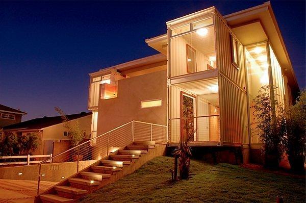 Ideia Decorar Casa contêiner casa conteiner