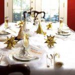 Ideia Decorar Como decorar a mesa da ceia de ano novo Como decorar a mesa da ceia de ano novo 3