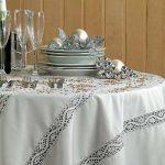 Ideia Decorar Como decorar a mesa da ceia de ano novo Como decorar a mesa da ceia de ano novo 4