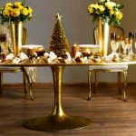 Ideia Decorar Como decorar a mesa da ceia de ano novo Como decorar a mesa da ceia de ano novo 5