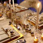 Ideia Decorar Como decorar a mesa da ceia de ano novo Como decorar a mesa da ceia de ano novo 6