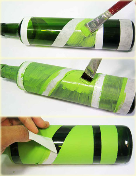 Passo a passo Aprenda a decorar garrafas de vidro.jpg1