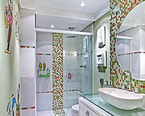 Ideia Decorar Como usar pastilhas na decoração do banheiro como usar pastilhas na decoracao do banheiro.jpg3
