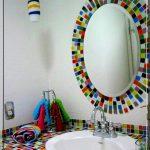 Como usar pastilhas na decoração do banheiro