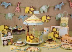Ideia Decorar decoração-de-chá-de-bebê-e1436504514320 decoração de chá de bebê e1436504514320