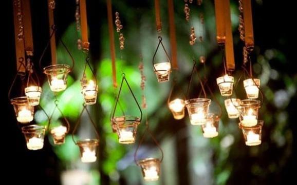 Iluminação para festas de final de ano