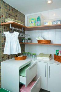 Ideia Decorar 1 - 20-lavanderias-pequenas-e-organizadas 1 20 lavanderias pequenas e organizadas