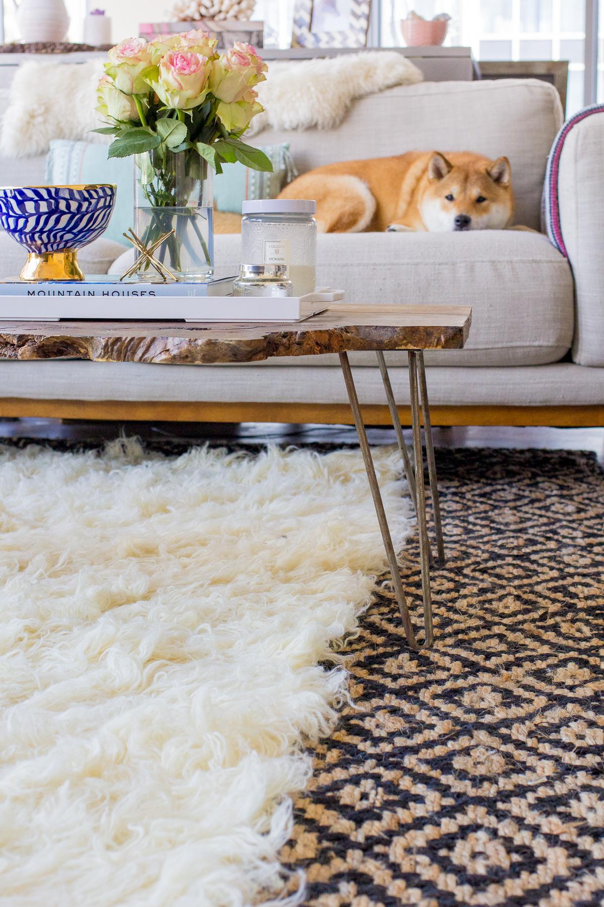 10 maneiras de sobrepor tapetes 1