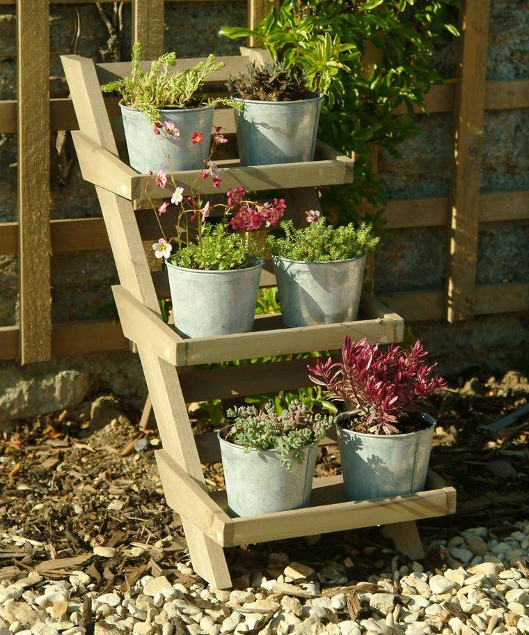 5 ideias criativas para decorar seu jardim - 4