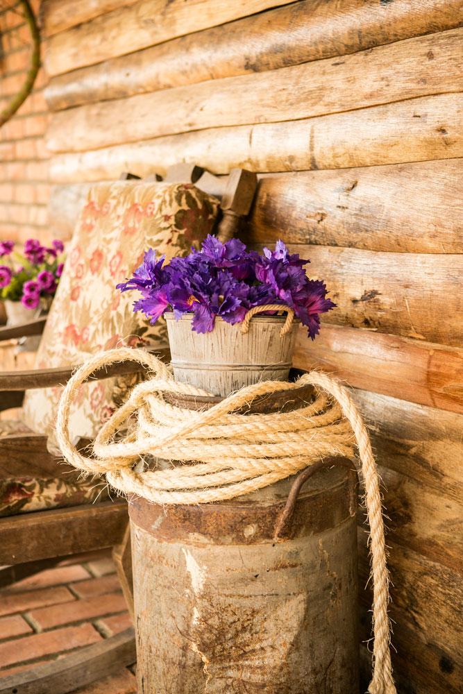 5 ideias criativas para decorar seu jardim - 7
