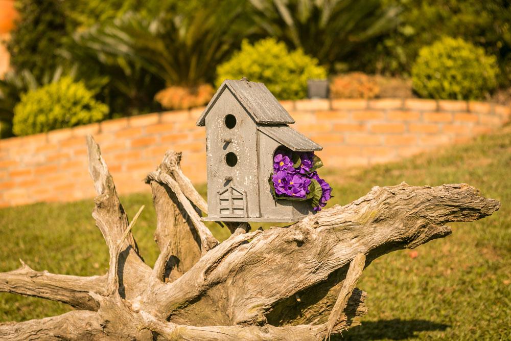 5 ideias criativas para decorar seu jardim  - 9