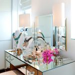 Ideia Decorar Decoração com móveis espelhados Decoração com móveis espelhados 11