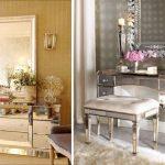 Ideia Decorar Decoração com móveis espelhados Decoração com móveis espelhados 13