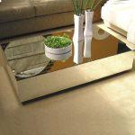 Decoração com móveis espelhados