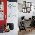 Ideia Decorar Decoração e música Decoração e música 8