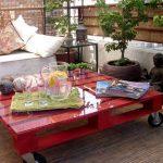 Ideia Decorar Ideias de decoração com pallets Ideias de decoração com pallets 1