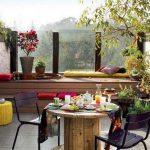 Ideia Decorar Ideias de decoração com pallets Ideias de decoração com pallets 15