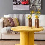 Ideia Decorar Ideias de decoração com pallets Ideias de decoração com pallets 16