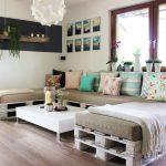 Ideia Decorar Ideias de decoração com pallets Ideias de decoração com pallets 2