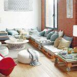 Ideia Decorar Ideias de decoração com pallets Ideias de decoração com pallets 3